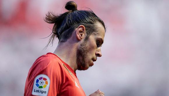 Gareth Bale llegó al Real Madrid en 2013 desde el Tottenham. (Getty)