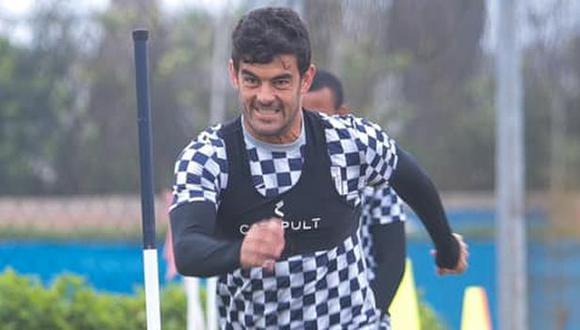 Luis Aguiar jugará la Segunda de Uruguay. (Foto: Alianza Lima)