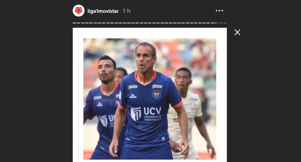 Carlos Orejuela - Club UCV (Foto: Liga 1)