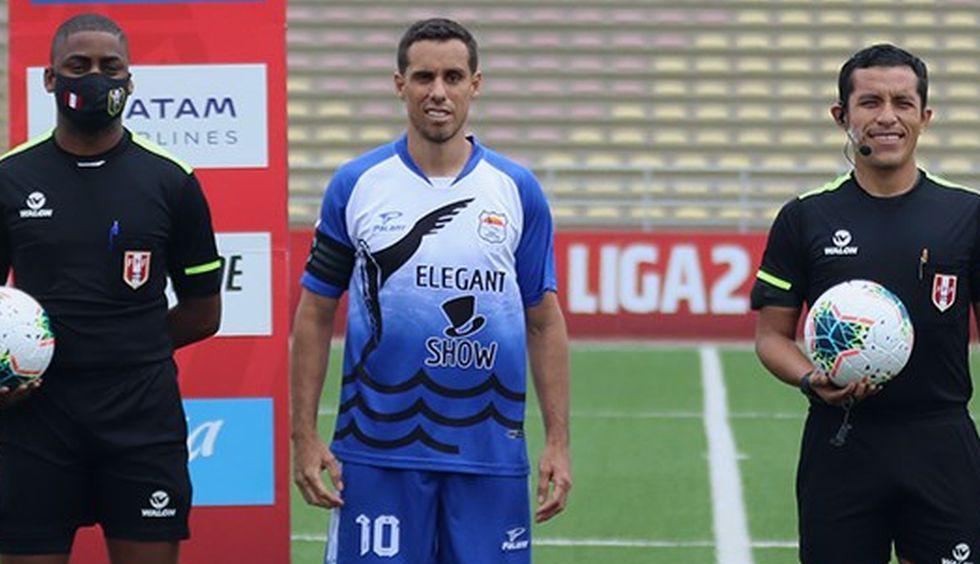 Sport Chavelines a été renforcé avec Adrián Zela, Hernán Hinostroza, Carlos Orejuela, entre autres, mais n'a pas pu être promu et doit se battre en Ligue 2 en 2021 |  Photo: Ligue 2