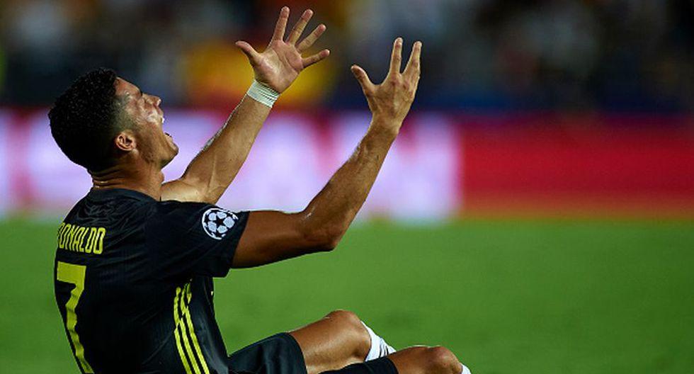Juventus venció 2-0 al Valencia en Mestallas. (Getty)