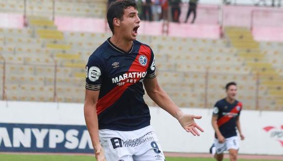 Matías Succar termina contrato en diciembre con Deportivo Municipal. (Foto: Liga 1)