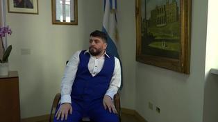Hijo de Maradona recibe la nacionalidad argentina en Roma