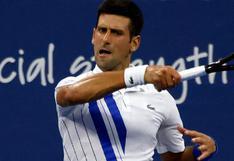 ¡Con el pie derecho! Djokovic derrotó a Berankis en su regreso a las canchas en el Masters de Cincinnati