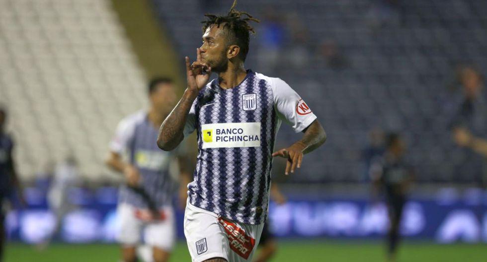 Joazhiño Arroé. (Foto: GEC / Liga 1 / AL)