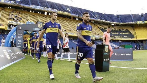 Boca Juniors y River Plate se enfrentarán por los cuartos de la Copa de la Liga Profesional (Foto: Boca Juniors)