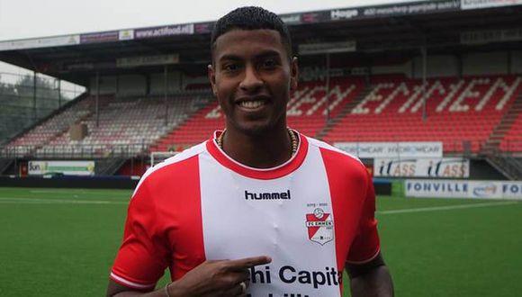 Miguel Araujo contó sobre as ofertas que recibió antes de llegar a FC Emmen. (Foto: @FC_Emmen)