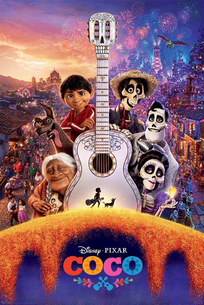 """""""Coco"""" (Foto: Pixar)"""