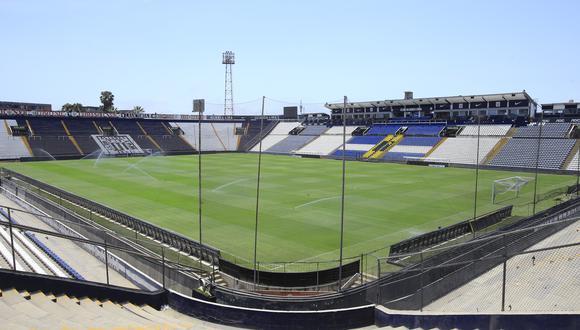 Alianza Lima asegura que el estadio Alejandro Villanueva se encontraba en óptimas condiciones antes de la final. (Foto: GEC)