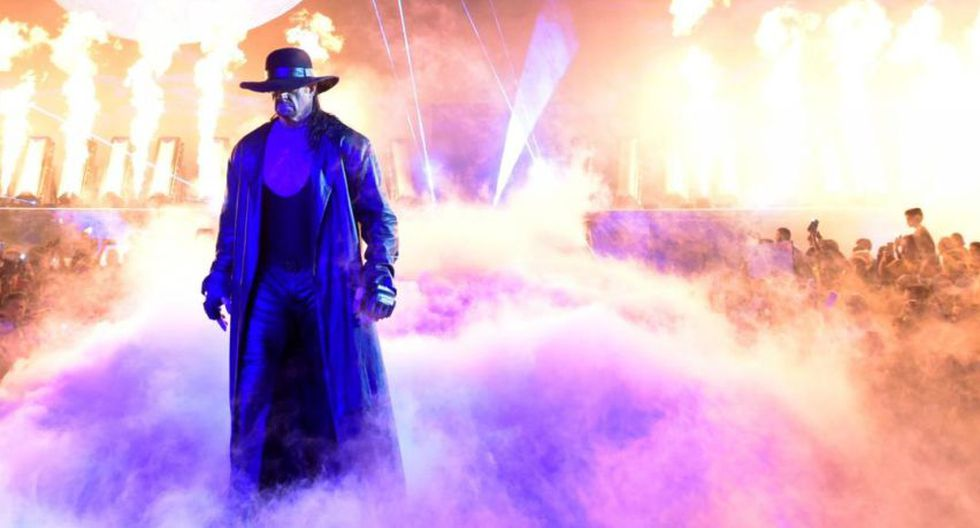 The Undertaker viajó con WWE a Arabia Saudita para el Super ShowDown 2020. (WWE)