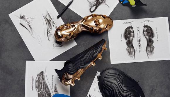 Adidas presenta los chimpunes Copa Sense con nuevas tecnologías para garantizar un toque perfecto. (Adidas)