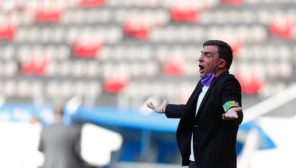 Pablo Guede renunció al cargo de entrenador de Tijuana en la Liga MX 2021 (Foto: Getty Images)