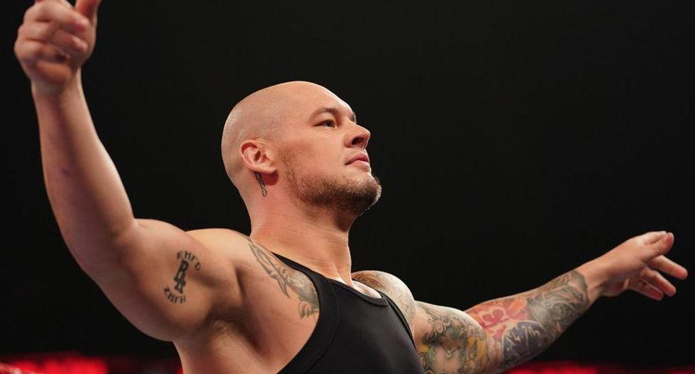 Baron Corbin es uno de los luchadores más importantes de los Friday Night SmackDown. (Foto: WWE)