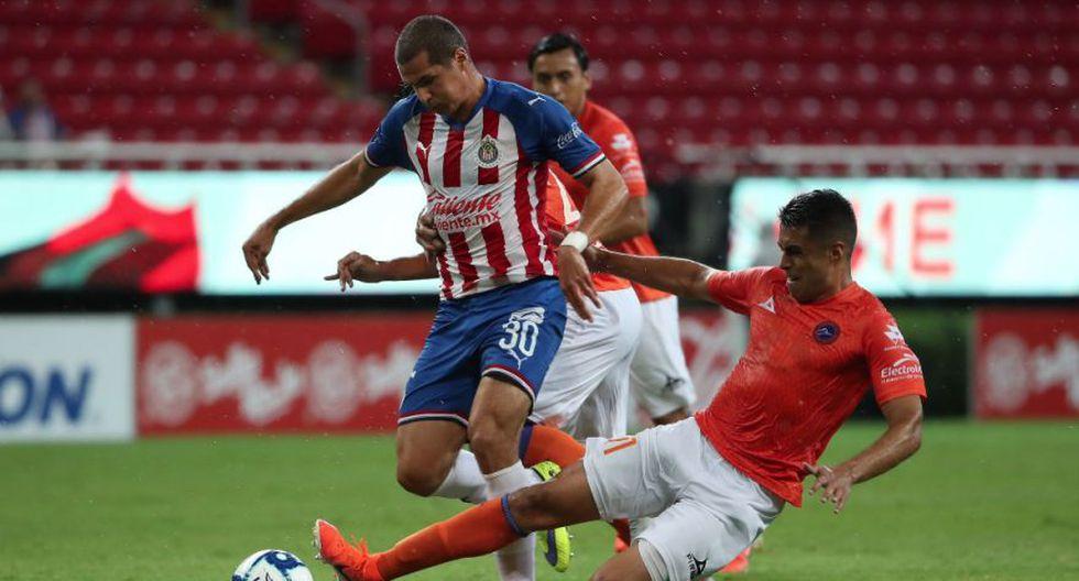 Chivas cayó ante Correcaminos por el Grupo 7 de Copa MX Clausura 2019.
