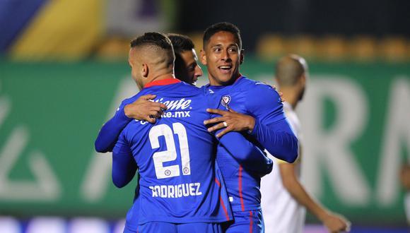 Tigres vs. Cruz Azul se vieron las caras por la fecha 6 de la Liga MX 2021 este miércoles (Foto: @CruzAzulCD).
