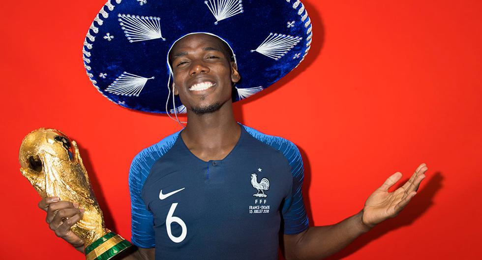 Selección de Francia Campeón del Mundo: así posaron los jugadores con el trofeo de la FIFA. (Fotos: Getty Images / FIFA)