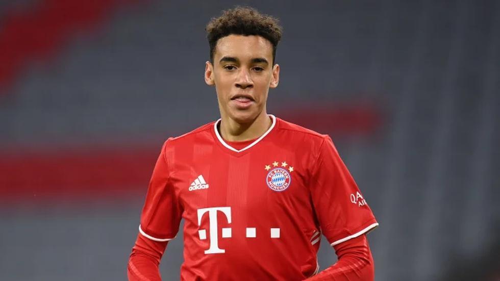 Jamal Musiala- Bayern Munich (Photo: AFP)