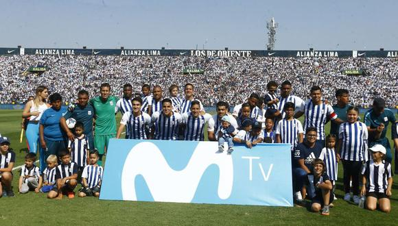 Alianza Lima fue fundado en 1901. (Francisco Neyra)