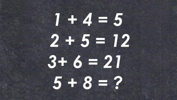 Muchas usuarios en redes sociales han sufrido para hallar la respuesta correcta de este reto viral. | Foto: Composición