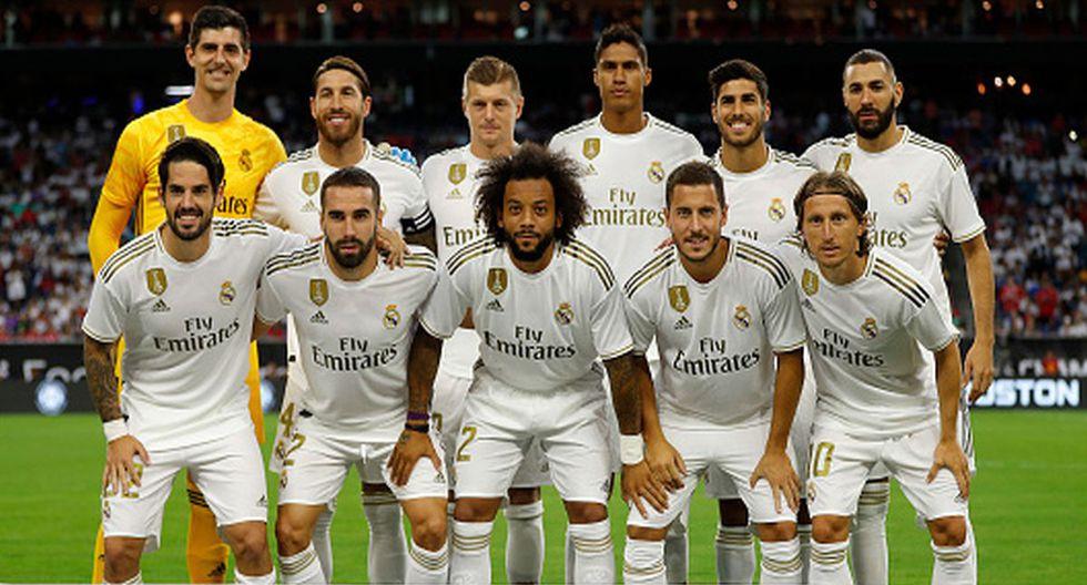 Real Madrid perdió a Marco Asensio en amistoso de pretemporada. (Foto: Getty Images)
