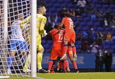 Punto de oro: Cruz Azul empató 1-1 con Puebla en la fecha 10 del Torneo Apertura 2021
