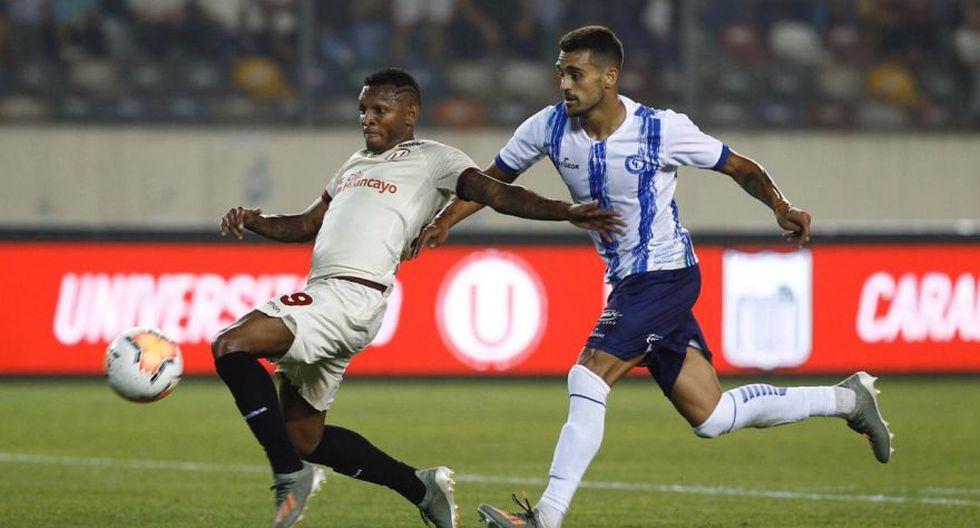 Universitario perdió 1-0 con Cerro Largo (GEC)