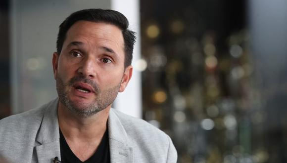 Víctor Hugo Marulanda también habló sobre los rumores de su salida del club. (Foto: Rolly Reyna)