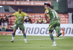 Partidazo en el Norberto Tomaghello: resumen y goles del Defensa Justicia vs. Olimpia por Copa Libertadores