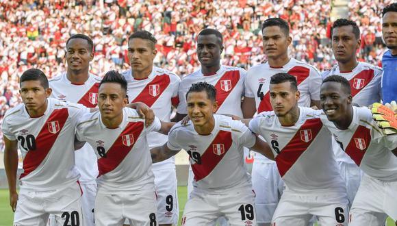 La Selección Peruana lleva catorce partidos seguidos sin perder. (Foto: EFE)