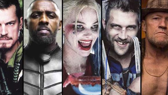 The Suicide Squad, actores: ¿dónde has visto antes al elenco de Suicide Squad 2? (Foto: DC Comics)