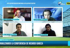 'Full Deporte por Depor': todo el análisis sobre la conferencia de prensa de Ricardo Gareca