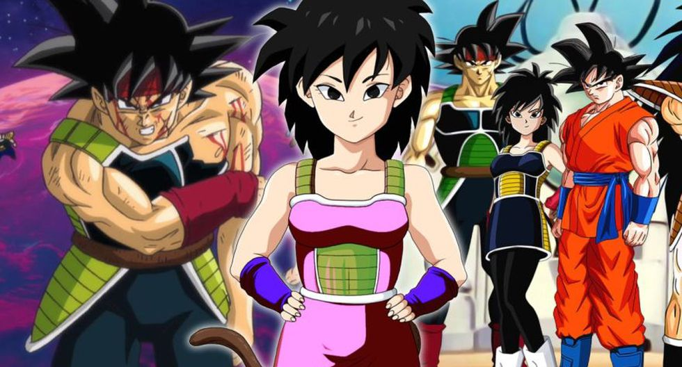 Gine - Dragon Ball Super