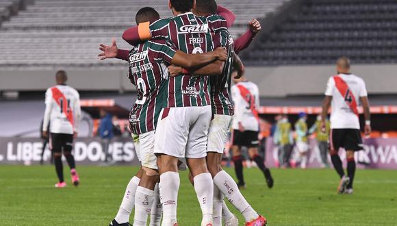 Fluminense terminó en la primera posición del Grupo D de la Copa Libertadores. (Foto: Conmebol)