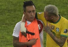 En Copa América: Christian Cueva reveló qué le dijo Neymar tras el Perú vs. Brasil [VIDEO]