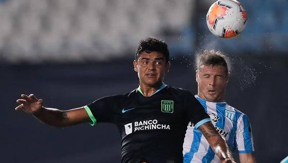 Alianza Lima recibe a Racing Club en la Copa Libertadores 2020. (Foto: EFE)
