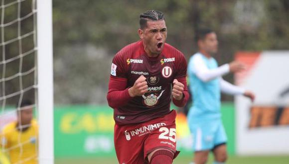 Jonathan Dos Santos podría jugar ante Sporting Cristal. (Foto: Liga 1)