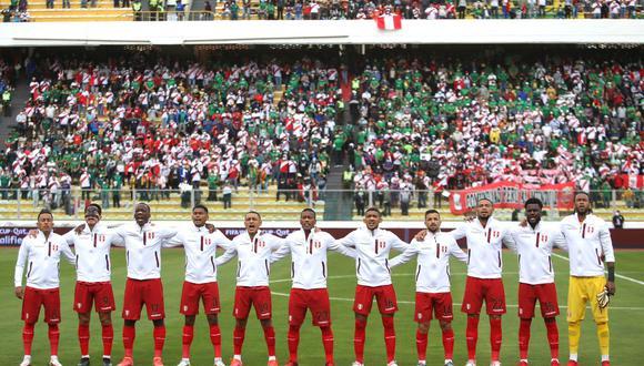 La Selección Peruana enfrentará este jueves a Argentina, por la fecha 12. (Foto: FPF)