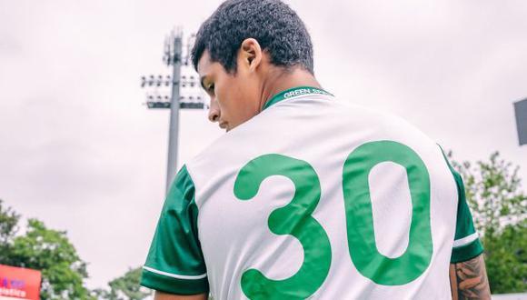 Kluiverth Aguilar jugará en el Lommel SK, de la Segunda División de Bélgica. (Foto: Lommel SK)