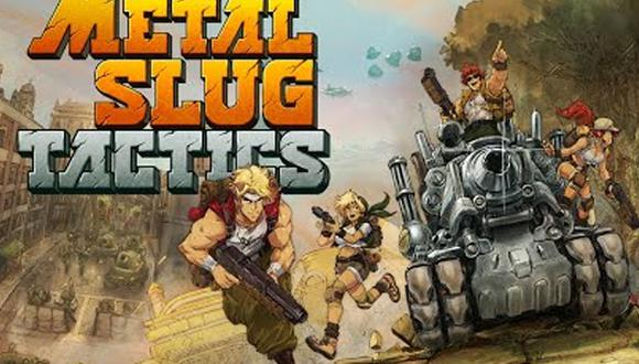 Metal Slug regresa con un juego táctico para PC. (Foto: Dotemu)