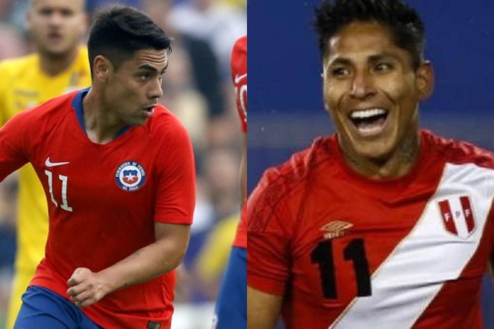 Así serán las alineaciones de Chile y Perú en el partido por Eliminatorias. (GEC)
