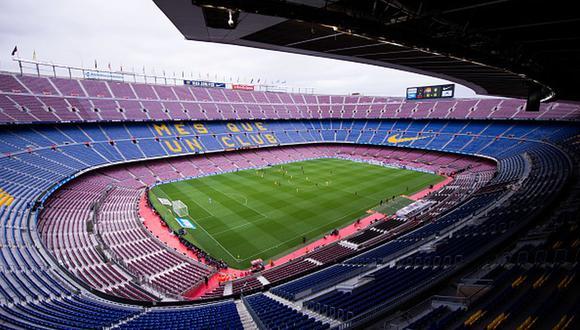 El Camp Nou cambiará de nombre en la próxima temporada. (Getty)