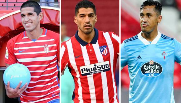 LaLiga anunció que cederá a los jugadores convocados. (Foto: EFE)
