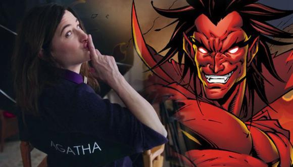 Marvel: Agatha Harkness y Mephisto tendrían esta relación en WandaVision