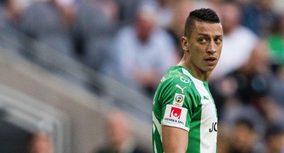Nikola Djurdjic | Hammarby IF | Goles: 13 | Puntos: 19.5. (Foto: Agencias)