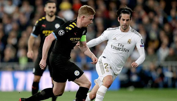 Champions League 2020: Real Madrid vs. Manchester City con horarios y canales por octavos de final en Etihad Stadium