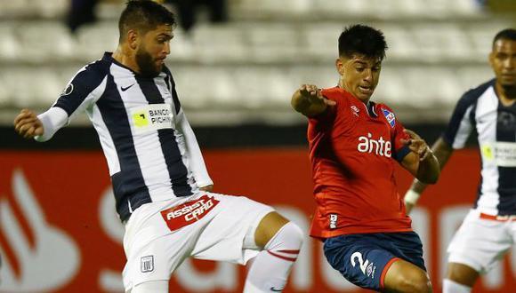 Alianza Lima integra grupo junto a Nacional, Racing y Estudiantes de Mérida. (Foto: AFP)