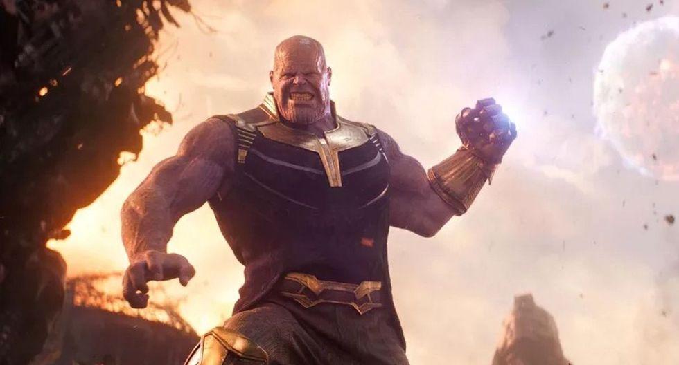 Marvel: ¿Thanos es calvo o se rapa? Esta imagen resuelve la insólita pregunta (Foto: EFE)