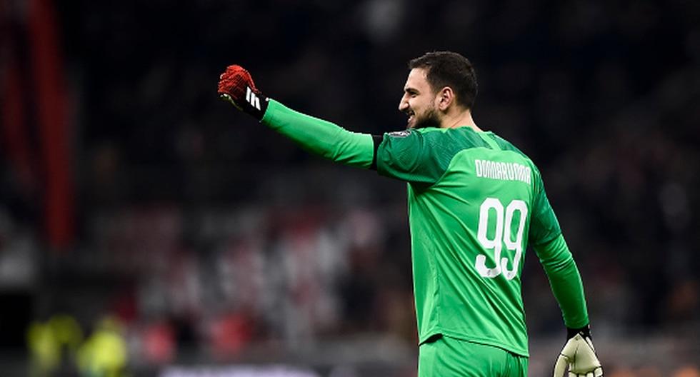 Gianluigi Donnarumma tiene contrato con Milán hasta el 2021. (Foto: Getty)