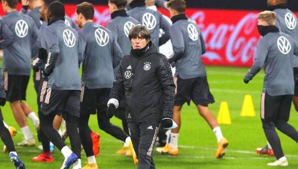 Alemania choca ante Islandia por la fecha 1 de las Eliminatorias Qatar 2022. (Foto: AFP)