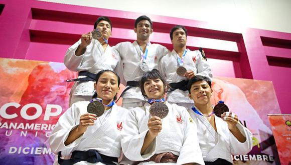 Perú tuvo una buena jornada en judo. (Foto: Difusión)